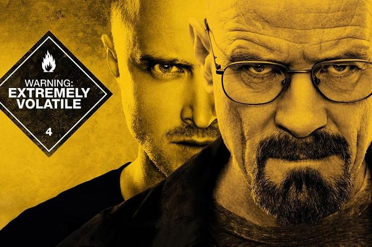 BreakingBad Breaking Bad Silk Canvas Wall Posters HD Modern Home Decor Movie Comic Music Landscape Poster