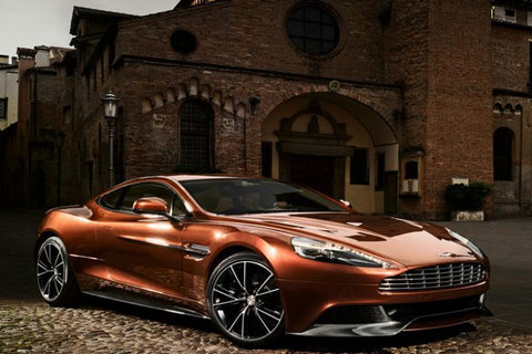Aston Martin Cars Silk Wall Posters HD Large Modern Home Bedroom Decoration Dream Car Super Car Poster for wall 03 - 13x20 inch (33x50cm)
