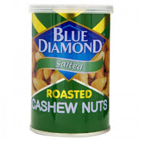 Blue Diamond Roated Cashew Nut With Salt 135 g.