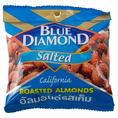 Blue Diamond Roasted Almond With Salt 40 g.