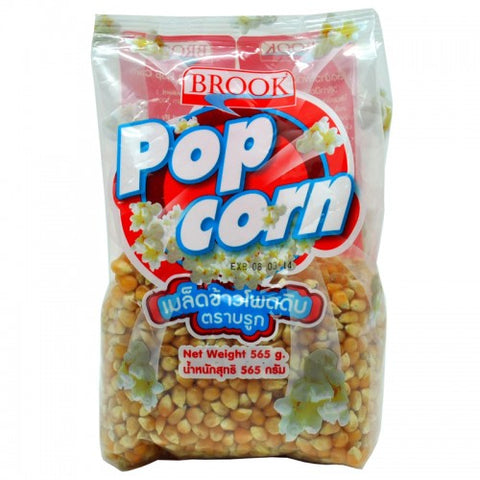 Brook Pop Corn 565 g.
