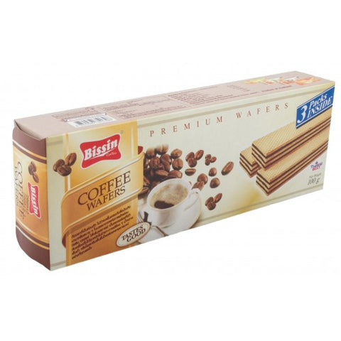 Bisquini Coffee Wafer 100G