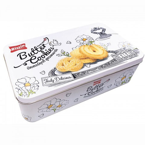 Bissin Butter Cookies Danish Style Size 200 g.