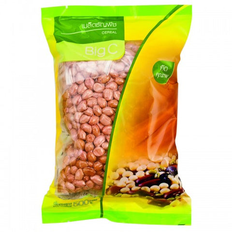 BIG C CEREAL PEANUT 500 G. - THAI ETC GROUP