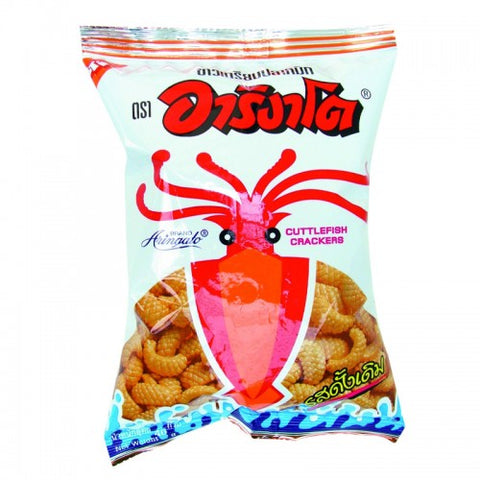 Aringato Squid Original Flavour 65 g.