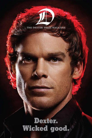 Dexter 8 TV Series Silk Canvas Wall Posters HD Large Modern Home Living Room Decor Movie Comic Music Posters Decroation 03 - 32x48 inch (80x120cm)