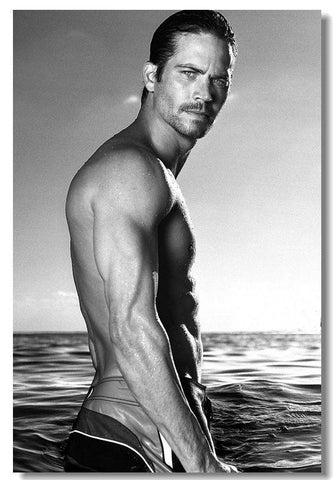 Paul Walker - 13x20 inch (33x50cm)