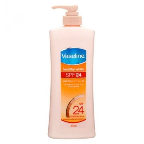 VASELINE Healthy White Triple Lightening Body Lotion SPF24 (350ml)