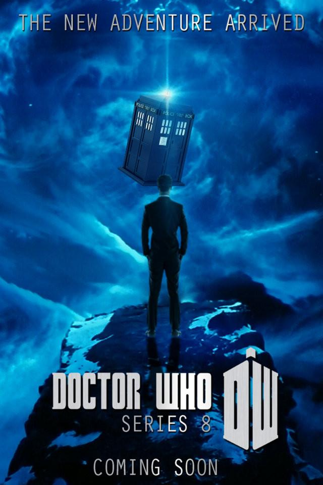 C2017 Doctor Who TV Series Art Silk Poster 20x30 24x36inch