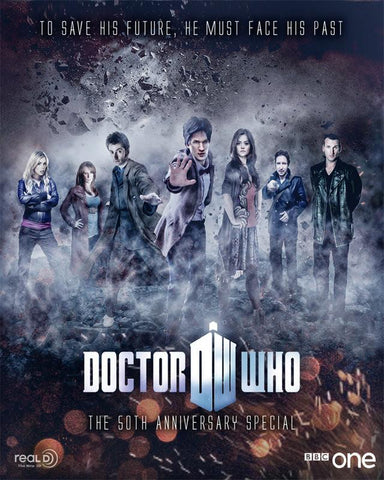 NEW Season Doctor Who TV Series Silk Poster 24x30 Art Print Home Bedroom Decor Police Box DW 13 - 32x48 inch (80x120cm)