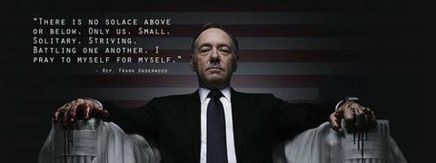 House Of Cards Silk Wall Poster Hot TV Series Show Pictures For Gift 08 - 32x48 inch (80x120cm)
