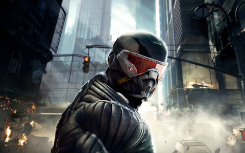 Amazing Crysis 2 Game Silk Wall Art Poster Print - 20x30 inch (50x75cm)