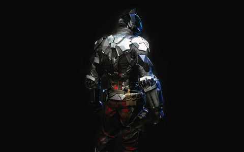 Arkham Knight 4K 5K Game Silk Wall Art Poster Print - 32x48 inch (80x120cm)