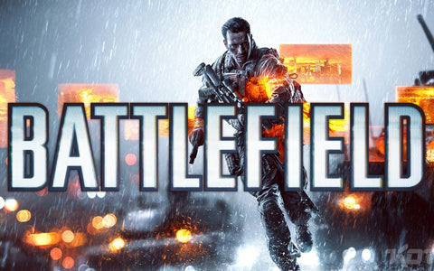 Battlefield 4 Game Silk Wall Art Poster Print - 13x20 inch (33x50cm)