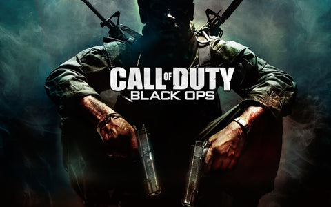 Call of Duty Black OPs Game Silk Wall Art Poster Print - 13x20 inch (33x50cm)