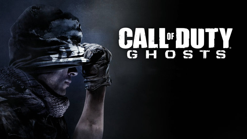 Call Of Duty Ghosts Game Silk Wall Art Poster Print 20x30 Inch 50x7 Thai Etc Group Online Thai Supermarket