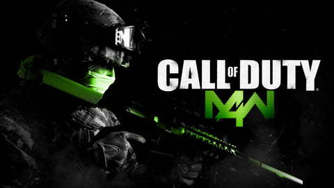 Call of Duty Modern Warfare 4 Game Game Silk Wall Art Poster Print - 20x30 inch (50x75cm)