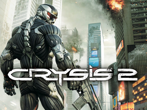 Crysis 2 HD Game Silk Wall Art Poster Print - 32x48 inch (80x120cm)