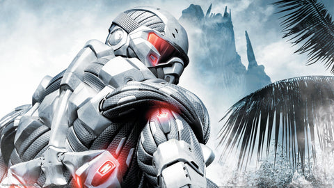 Crysis Game HD Game Silk Wall Art Poster Print - 13x20 inch (33x50cm)