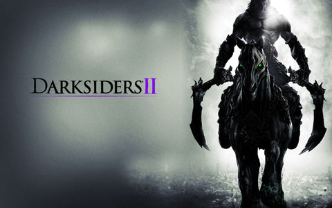 DarkSiders 2 2012 Game Silk Wall Art Poster Print - 13x20 inch (33x50cm)