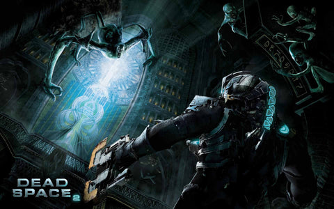 Dead Space 2 Game 2011 Game Silk Wall Art Poster Print - 32x48 inch (80x120cm)
