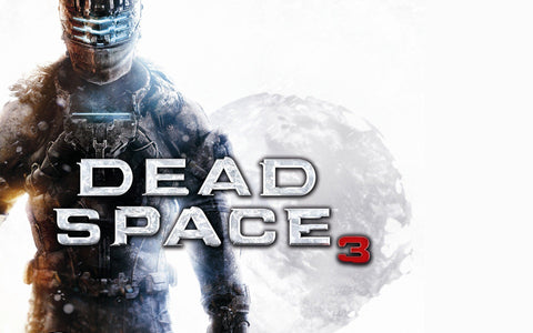 Dead Space 3 Game Game Silk Wall Art Poster Print - 13x20 inch (33x50cm)