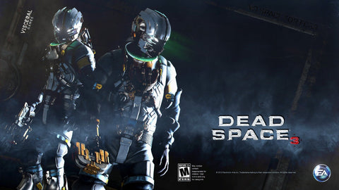 Dead Space 3 Game 2013 Game Silk Wall Art Poster Print - 13x20 inch (33x50cm)