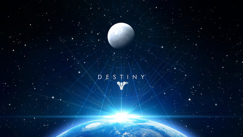 Destiny 4K 5K Game Silk Wall Art Poster Print - 32x48 inch (80x120cm)