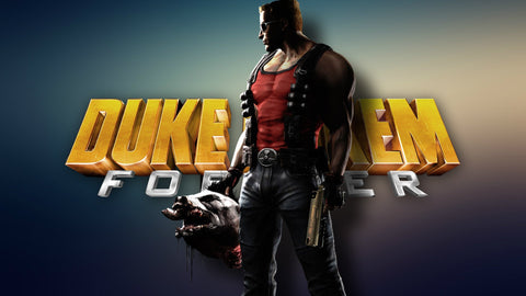 Duke Nukem Forever HD Game Silk Wall Art Poster Print - 32x48 inch (80x120cm)