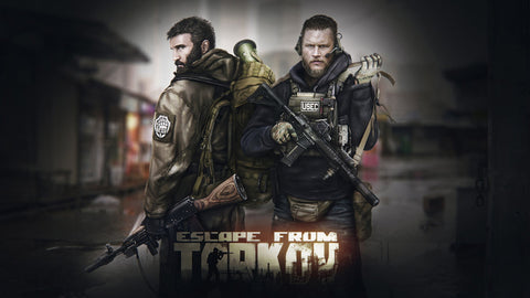 Escape From Tarkov 4K Game Game Silk Wall Art Poster Print - 32x48 inch (80x120cm)