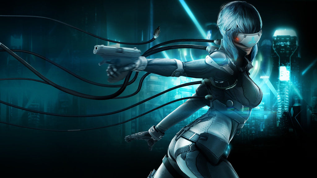 Ghost In The Shell Stand Alone Complex First Assault Online Game Silk Thai Etc Group Online Thai Supermarket