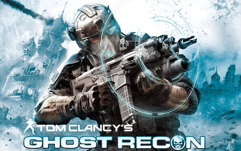 Ghost Recon Future Soldier Arctic Strike Game Silk Wall Art Poster Print - 13x20 inch (33x50cm)