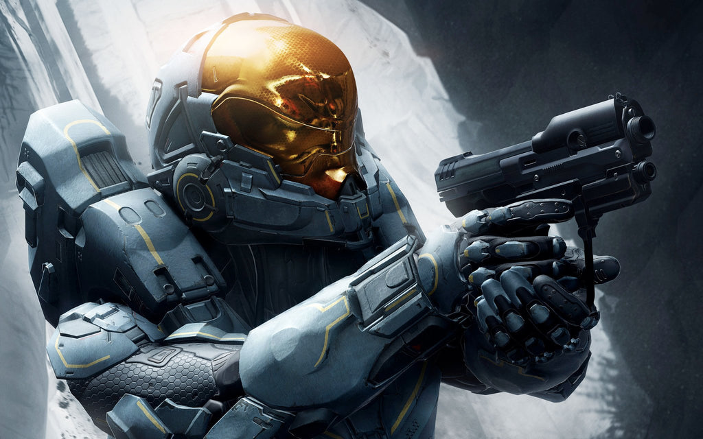 Halo 5 Kelly Game Silk Wall Art Poster Print - 24x36 inch (60x90cm)