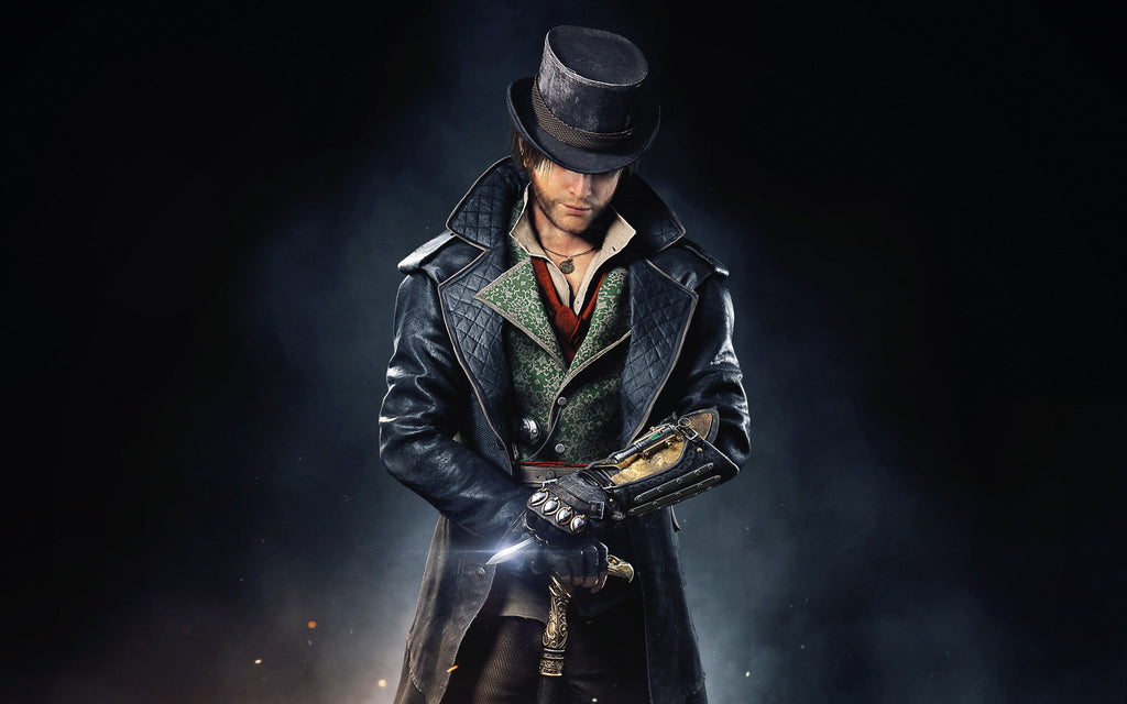 Jacob Frye Assassin S Creed Syndicate Game Silk Wall Art Poster