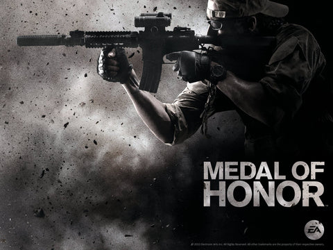 Medal of Honor (2010) Game Silk Wall Art Poster Print - 32x48 inch (80x120cm)