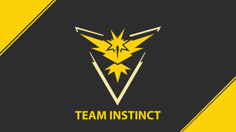 Pokemon Go Team Instinct Team Yellow 4K Game Silk Wall Art Poster Print - 32x48 inch (80x120cm)