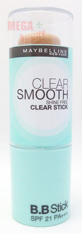 Maybelline BB Clear Smooth Shine Free Clear Stick 8-IN-1 SPF 21 # Radiance