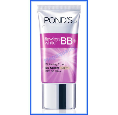 PONDS Flawless White BB Cream Light Whitening Expert SPF 30 PA ++ Gen Active