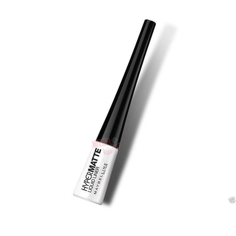 Maybelline New York HYPERMATTE LIQUID EYE LINER Black Eyeliner 10 Times Darker