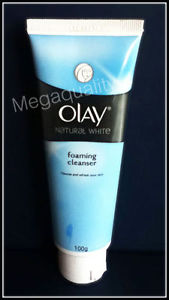 OLAY Natural White Healthy Fairness Foaming Cleanser 100 g.