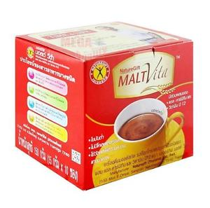 Nature Gift Chocolate MaltVita Instant Malt Extract Chocolate Flavour 1box 10bag