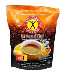 Diet Instant Coffee Plus Ginseng Minerals Vitamin Weight Loss NatureGift 5sachet