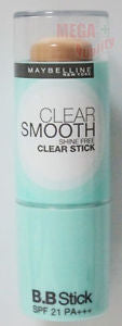 Maybelline BB Clear Smooth Shine Free Clear Stick 8-IN-1 SPF 21 # Fresh (Light)