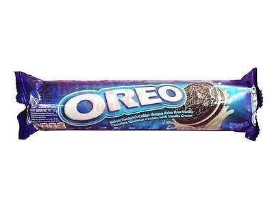 OREO Sandwich Cookies Chocolate Flavour with Vanilla Cream Biscuit Snacks 137g