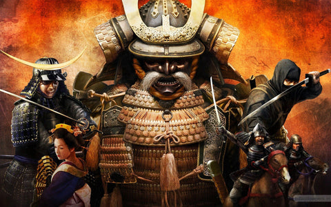 Shogun 2 Total War Game Silk Wall Art Poster Print - 32x48 inch (80x120cm)