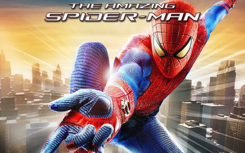 The Amazing Spider Man Game Game Silk Wall Art Poster Print - 13x20 inch (33x50cm)