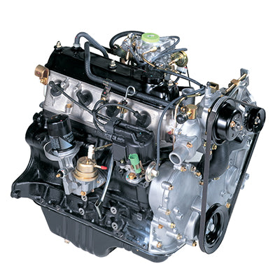 Toyota 4Y 2.2 Engine Complete - Hiace Hilux