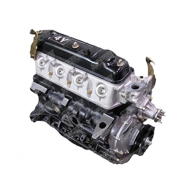 Toyota 4Y 2.2 Head Block Sump (Partial Engine)- Hiace Hilux