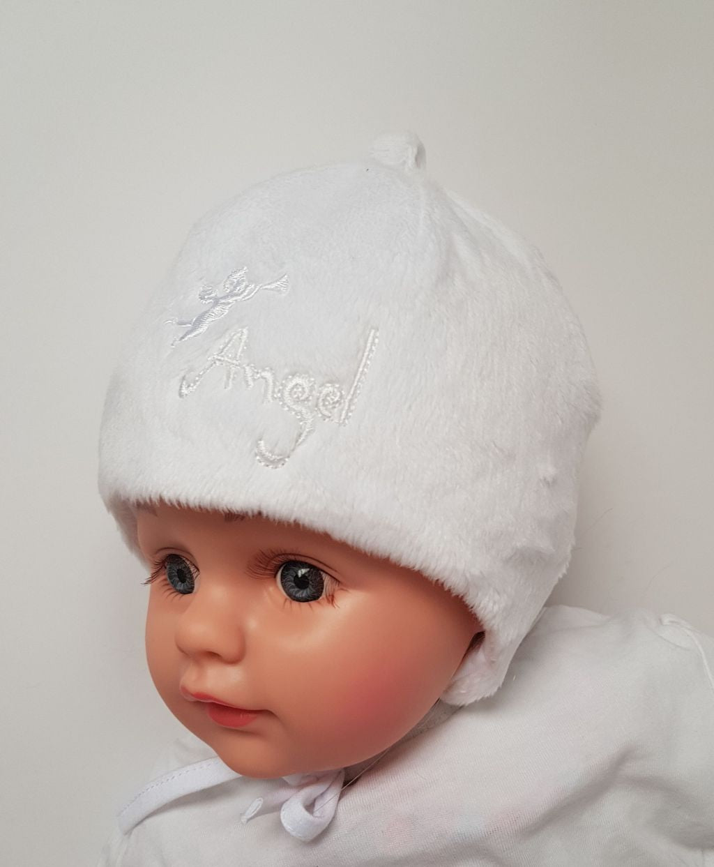 Baby winter hat Angel
