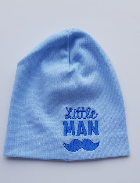 Beanie Boys Cotton Hat For Little Man